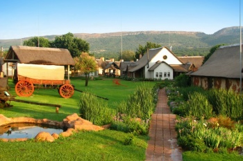 Askari Game Lodge & Spa - Magaliesburg (2 Nights)