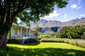 Swartberg Country Manor - Oudtshoorn (2 Nights)
