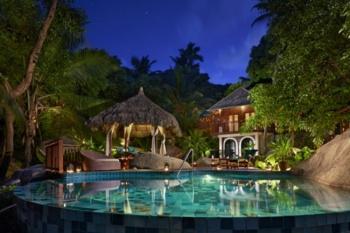 (Family Easter Offer) 5* Hilton Seychelles Labriz Resort & Spa - Seychelles Silhouette 7 Nights