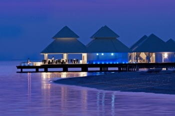 5* Diamonds Athuruga Maldives - Maldives 5 Nights