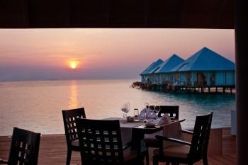 Diamonds Athuruga Maldives Beach & Water Villas holiday package