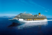Costa Diadema - Mediterranean Cruise (7 Nights)