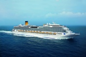 Costa Favolosa - Mediterranean Cruise (10 Nights)