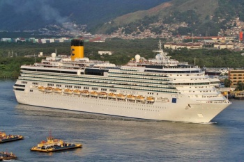 Costa Pacifica - Mediterranean Cruise (4 Nights)