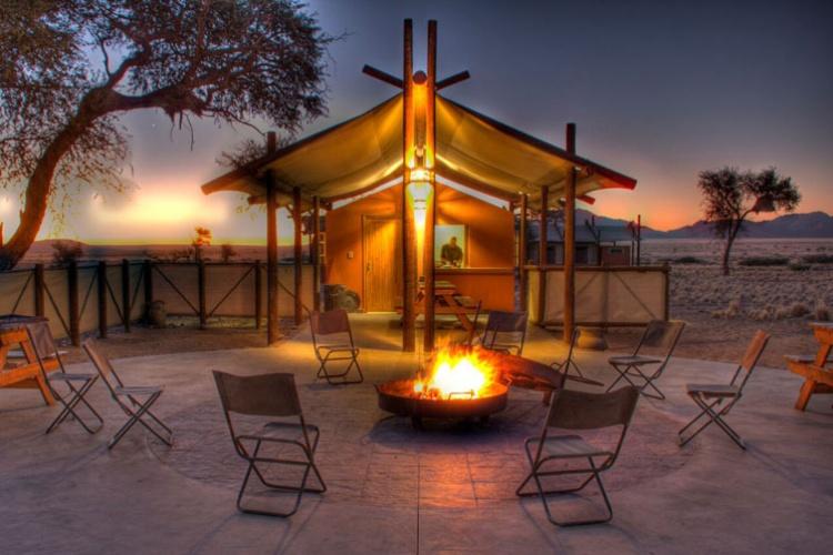 Desert Camp Boma