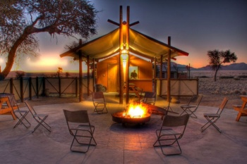 Desert Camp holiday package