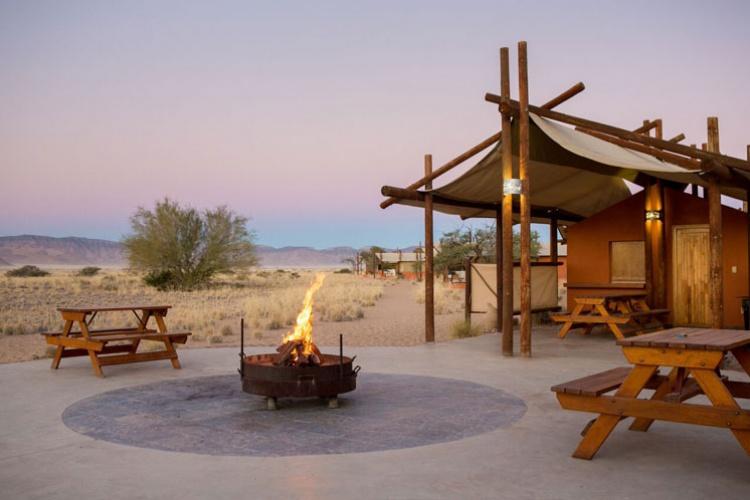 Desert Camp Sossusvlei