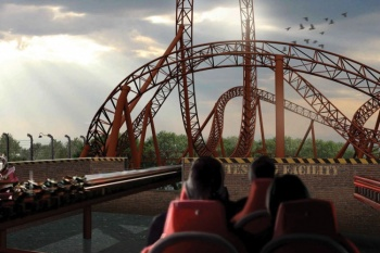 Dubai Parks - Motiongate - Single Day Entrance Ticket