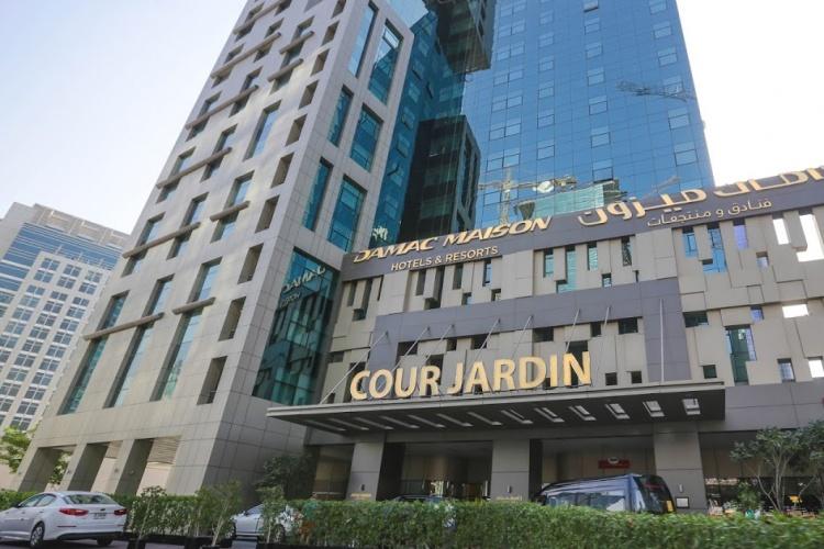 DAMAC-Maison-Cour-Jardin-Hotel-Dubai