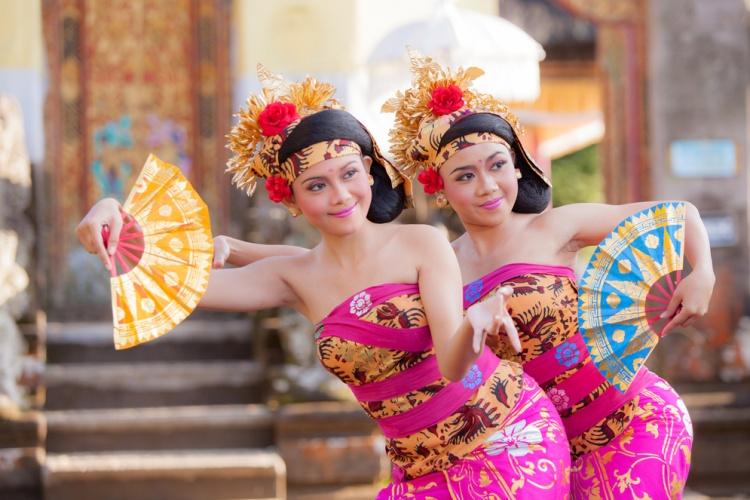 Bali - Dancers