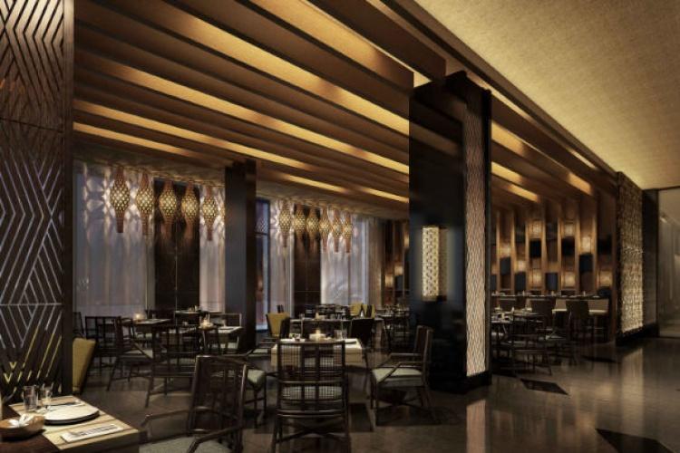 Lapita Hotel Dubai Restaurant
