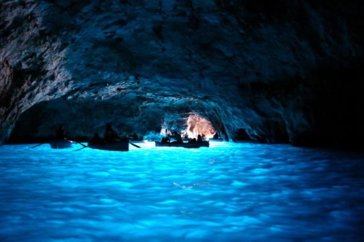 Sorrentine Peninsula & Capri