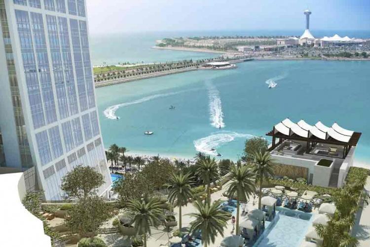 St. Regis Abu Dhabi Pool-main_