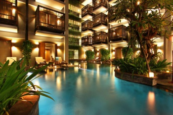 4* The Oasis Lagoon Sanur - Bali - Feb Frenzy - 7 Nights