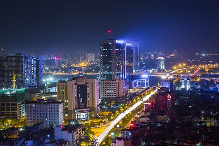Vietnam Hanoi Capital City