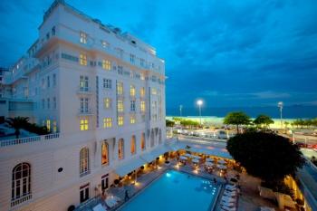5* Belmond Copacabana Palace - Rio De Janeiro (3 Nights)