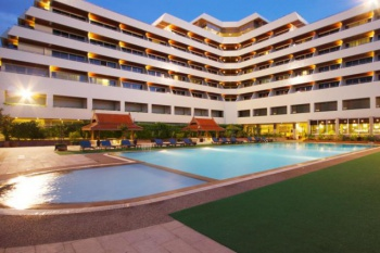 3* Patong Resort Hotel - Phuket (7 Nights)