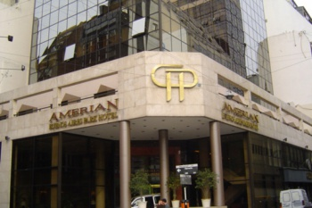 4* Amerian Buenos Aires Park Hotel - Buenos Aires (4 Nights)