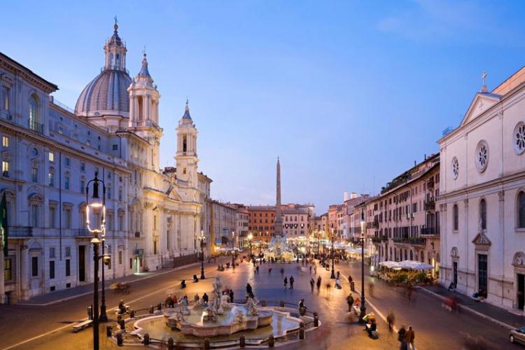 Rome, Florence & Venice