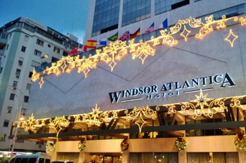 5* Windsor Atlantica Hotel - Rio Carnival Package (3 Nights)