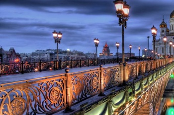 Winter in Moscow Weekend Special - (4 Days / 3 Nights)