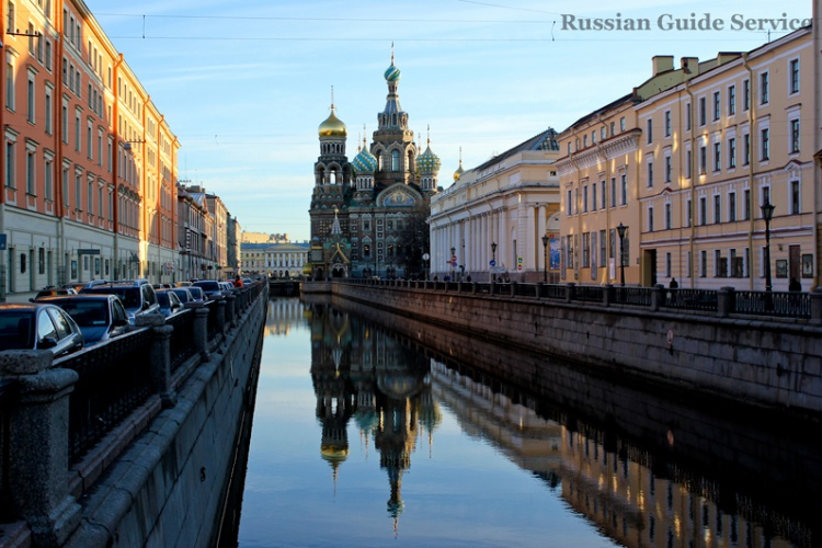 St. Petersburg City Break