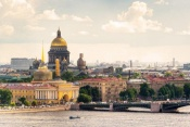 Winter in Moscow & St. Petersburg Combo - Russia (7 Days / 6 Nights)