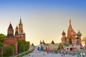 St Petersburg and Moscow Combo - 7 Days / 6 Nights