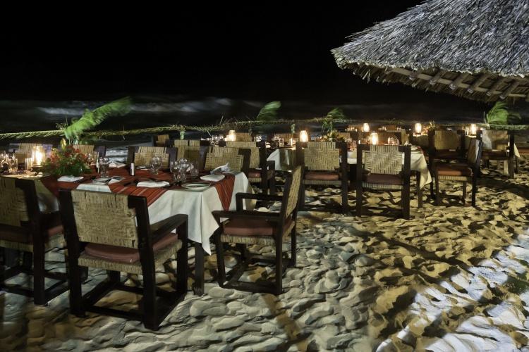 Leopard Beach Resort - Restaurant