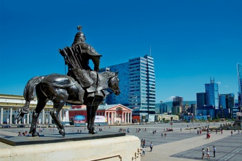 Grand Trans-Siberian Express - Westbound Beijing to Moscow (14 Days / 13 Nights)