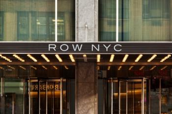 4* Row NYC Hotel - New York (4 Nights)