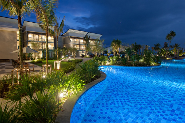 Bangsak Merlin Resort