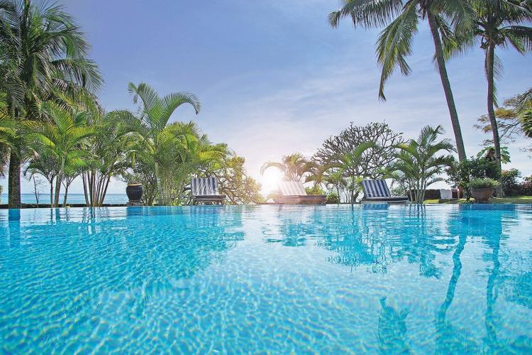 Mont Choisy Beach Villas Mauritius