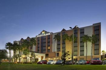 Hyatt Place Orlando Universal holiday package