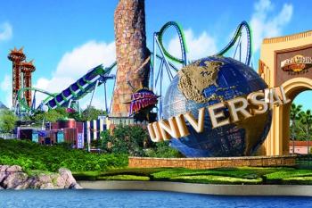 3* Universal's Cabana Bay Beach Resort - Orlando (5 Nights)