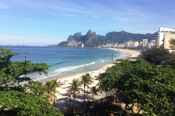 Arena Ipanema Hotel holiday package