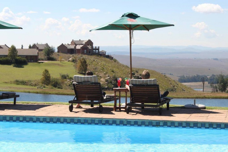 KLOPPENHEIM COUNTRY ESTATE HOTEL - Pool