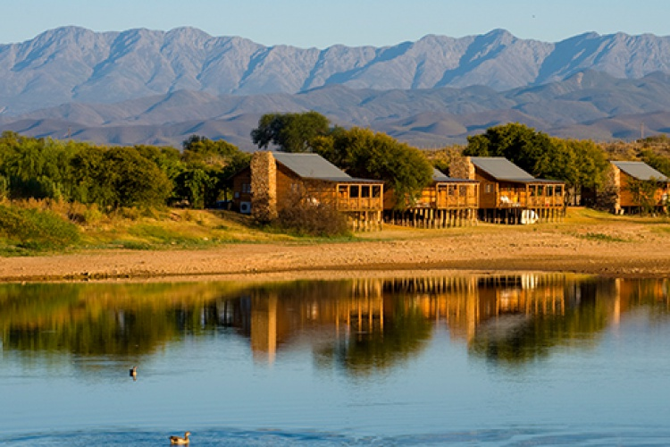 De Zeekoe Guest Farm Oudtshoorn - Cottages