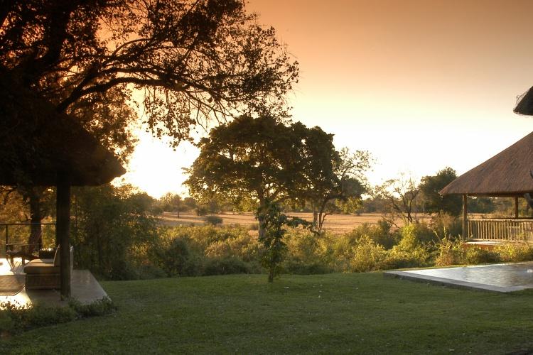 Sabi Sabi - Bush Lodge - View