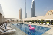 3* Rove Downtown - Dubai (4 Nights)