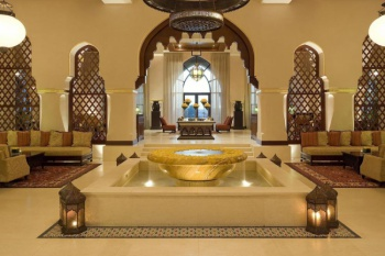 The Palace Downtown - Dubai holiday package
