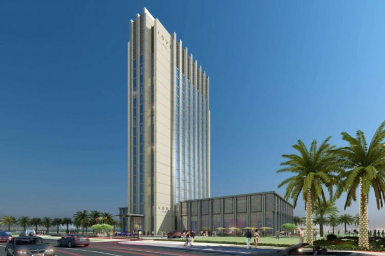 Rovehotel Healthcare City Exterior
