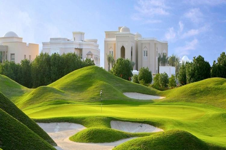 Address Montgomerie Golf
