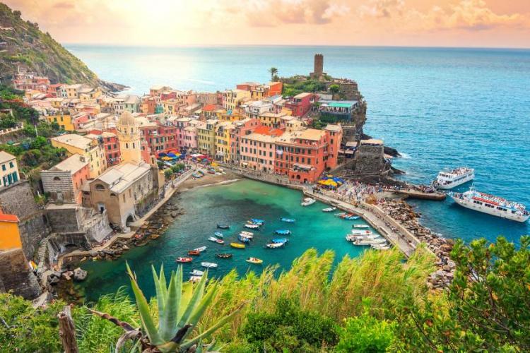Rome & Cinque Terre