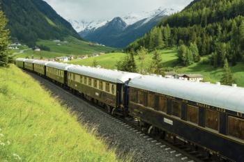 Venice Simplon Orient Express - Paris to Venice (2 Days / 1 Night)