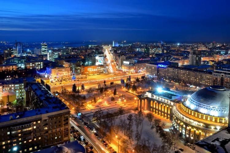 Grand Trans Siberian