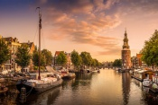 3* Amsterdam & Paris Combo - Europe (6 Nights)