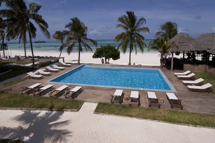 Dongwe Ocean View Hotel - Zanzibar
