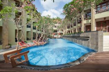 3* All Season Legian Hotel - Bali - 7 Nights