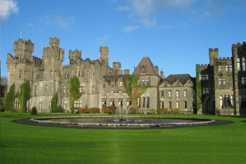 Ashford Castle holiday package